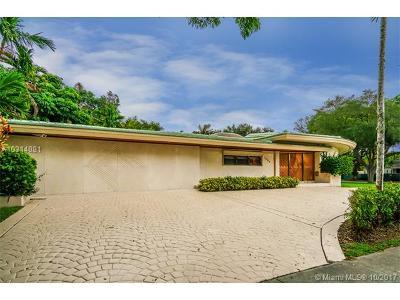Miami Shores Single Family Home For Sale: 1099 NE 96th St