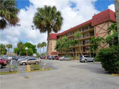 Hialeah Condo Active-Available: 1325 West 68th St #214