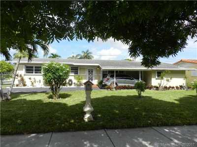 Hialeah Single Family Home Active-Available: 5410 West 8th Ave