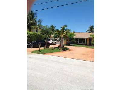Deerfield Beach Single Family Home For Sale: 508 NE 8th Ave