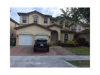 Doral Single Family Home Active-Available: 11251 Northwest 78th St