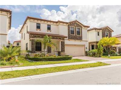 Doral Single Family Home Active-Available: 9941 Northwest 86th Ter