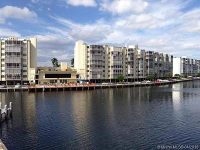 Hallandale Condo For Sale: 300 Diplomat Pkwy #803