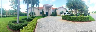 Hialeah Single Family Home Active-Available: 9741 Northwest 130th St
