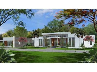 Pinecrest Residential Lots & Land For Sale: 12200 Old Cutler Rd