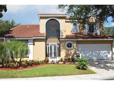 Palm Beach Gardens Single Family Home For Sale: 1032 Siena Oaks Cir W