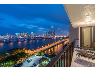 Condo Active-Available: 801 North Venetian Dr #1202