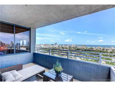 Miami Beach Condo Active-Available: 1330 West Ave #2614