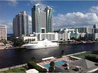 Hallandale Condo Active-Available: 600 Parkview Dr #1012