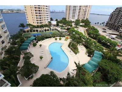 Miami Condo For Sale: 888 Brickell Key Dr #1203