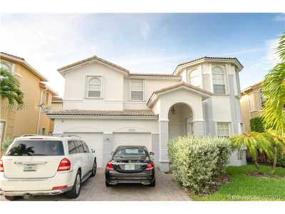 Doral Single Family Home Active-Available: 11391 Northwest 82nd Ter