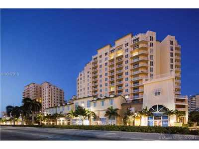Boynton Beach Condo For Sale: 350 N Federal Highway #702S