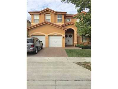 Doral Single Family Home Active-Available: 11161 Northwest 77th Ter