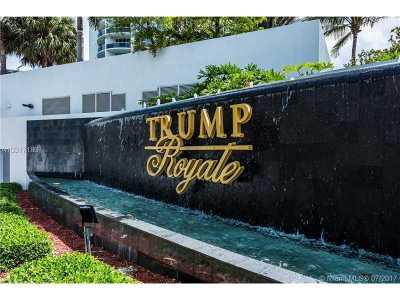 Trump Grande, Trump Royal, Trump Royale, Trump Royale Condo, Trump Royale Condo Grande Condo Active-Available: 18201 Collins Ave #3504