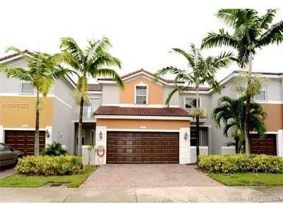 Doral Single Family Home For Sale: 7975 NW 114th Path