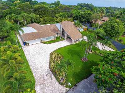 Coral Gables Single Family Home Active-Available: 11821 Southwest 57th Ct