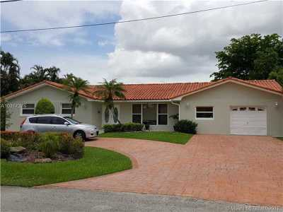 Hialeah Single Family Home Active-Available: 19621 West Saint Andrews Dr