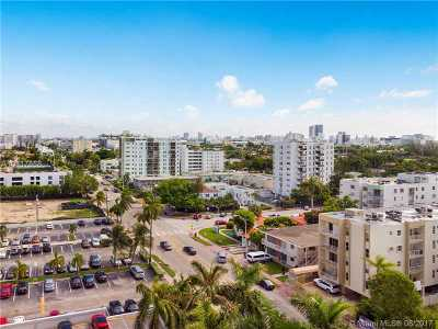Miami Beach Condo Active-Available: 1200 West Ave #1017