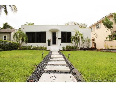 Fort Lauderdale Single Family Home For Sale: 15 S Victoria Park Rd