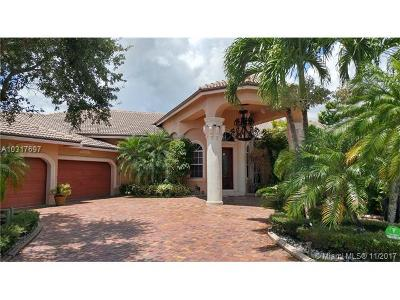 Parkland Single Family Home For Sale: 6463 NW 102nd Ter