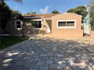 Isle Of Normandy, Isle Of Normandy Miami Vi, Isle Of Normandy Trouvill Single Family Home Active-Available: 2130 Verdun Dr