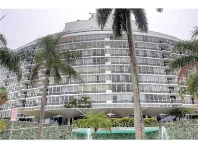 Condo Active-Available: 900 East Bay Dr #903