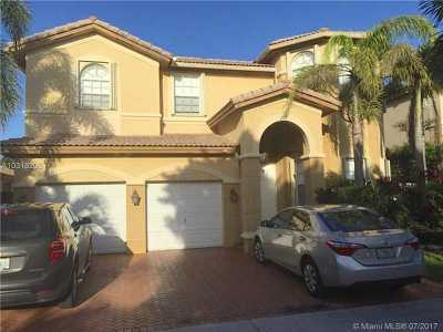 Doral Single Family Home Active-Available: 7823 Northwest 111th Ct