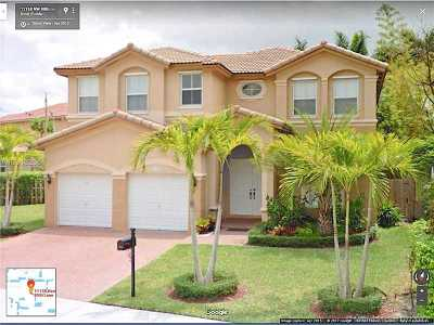 Doral Single Family Home Active-Available: 11158 Northwest 80th Ln