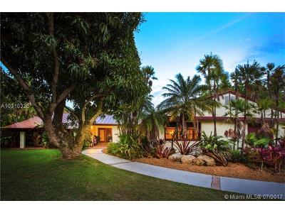 Pinecrest Single Family Home Active-Available: 9321 Southwest 67th Ave