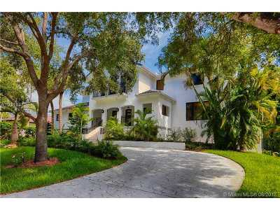Coral Gables Single Family Home Active-Available: 321 Costanera Rd