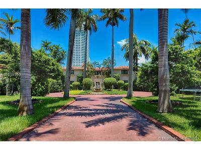Miami-Dade County Single Family Home For Sale: 4403 Pine Tree Dr