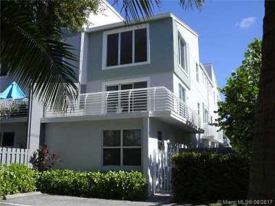 Wilton Manors Condo For Sale: 800 NE 28th St #800