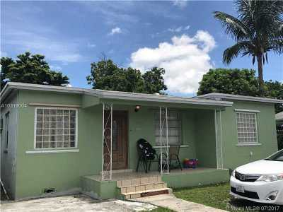 Hialeah Single Family Home Backup Contract-Call La: 4205 East 10th Ave