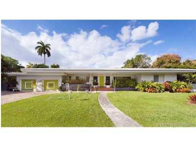Miami Shores Single Family Home For Sale: 991 NE 93rd St
