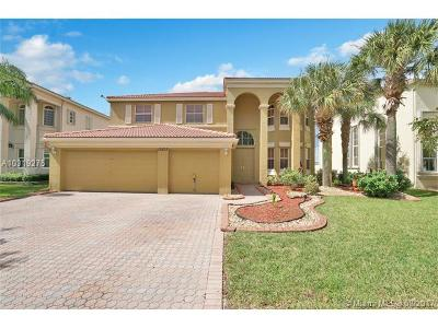 Miramar Single Family Home Active-Available: 15835 Southwest 51st St
