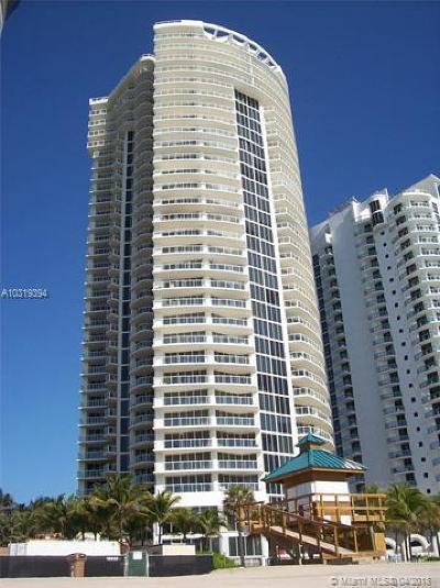 Sunny Isles Beach Condo For Sale: 18671 Collins Ave #1702