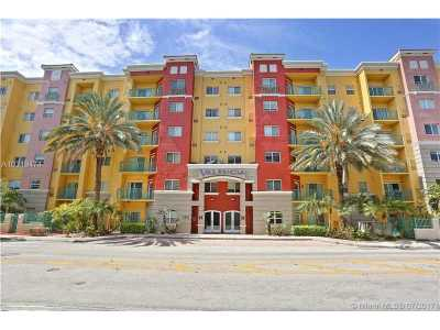 South Miami Condo For Sale: 6001 SW 70 St #632