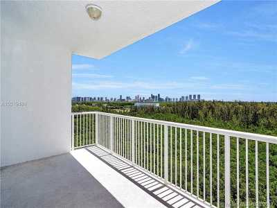 North Miami Condo Active-Available: 14951 Royal Oaks Ln #1008