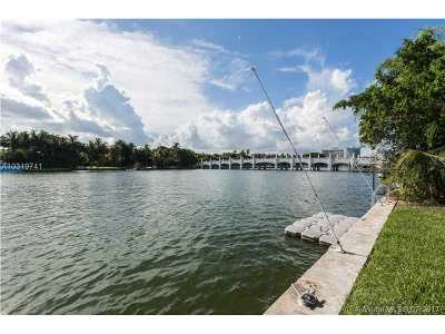 Surfside Single Family Home Active-Available: 9056 Bay Dr