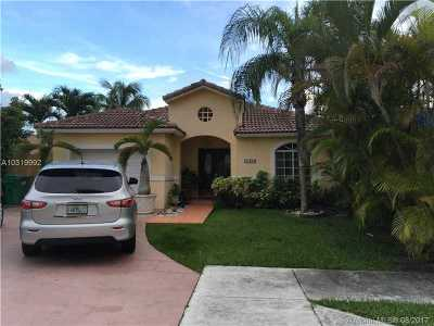 Miami Single Family Home Backup Contract-Call LA: 14304 SW 171st Ter