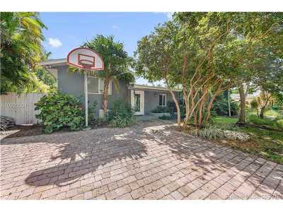 Key Biscayne Single Family Home For Sale: 265 Glenridge Rd