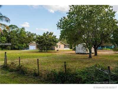 Jupiter Single Family Home For Sale: 13886 158 St