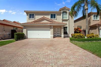 Doral Single Family Home Active-Available: 10879 Northwest 59th St