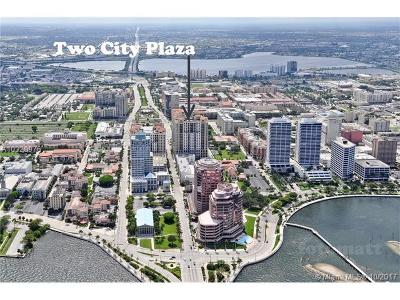 West Palm Beach Condo For Sale: 701 S Olive #2118