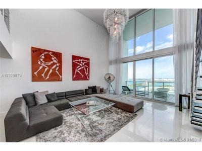 Condo For Sale: 1040 Biscayne Blvd #4202