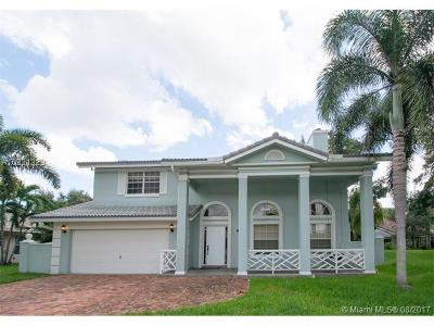 Davie Single Family Home Active-Available: 3098 Perriwinkle Cir