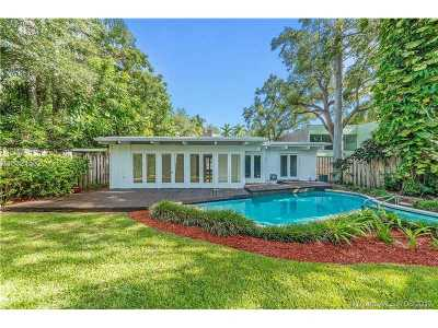 Coconut Grove Single Family Home For Sale: 1794 Opechee Dr