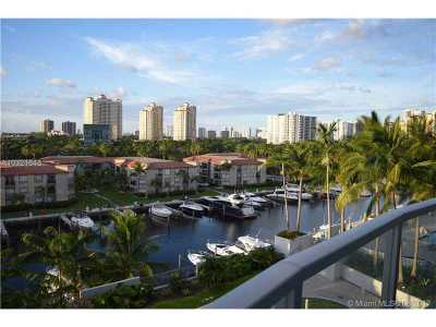 Aventura Condo For Sale: 3029 NE 188th St #615