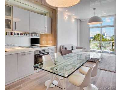 Miami Beach Condo For Sale: 2001 Meridian Ave #518