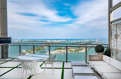 Condo For Sale: 1100 Biscayne Blvd #6401